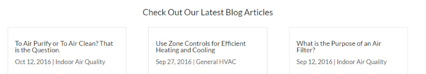 HVAC Santa Post Image 10 Small - Are you tired of seeing Cooks, Hannah and Fahnestock at the top of Google?
