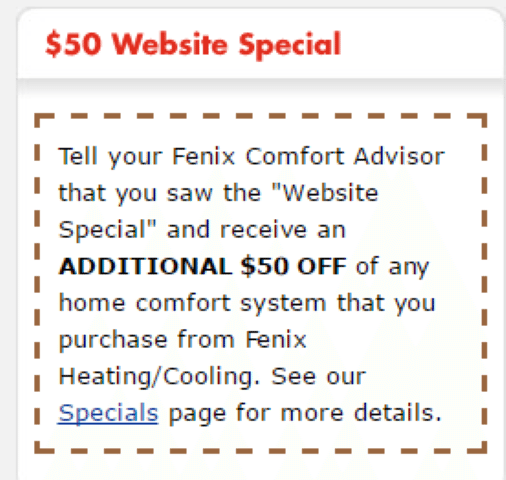 HVAC Santa Post Image 16 Small - Are you tired of seeing Cooks, Hannah and Fahnestock at the top of Google?