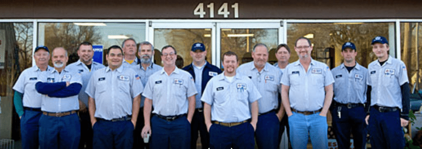 HVAC Santa Post Image 34 Small - Are you tired of seeing Cooks, Hannah and Fahnestock at the top of Google?