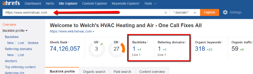 HVAC Santa Post Image 72 Small - Are you tired of seeing Cooks, Hannah and Fahnestock at the top of Google?