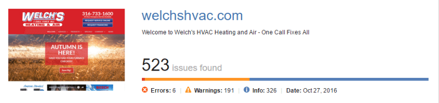 HVAC Santa Post Image 89 Small - Are you tired of seeing Cooks, Hanna and Fahnestock at the top of Google?