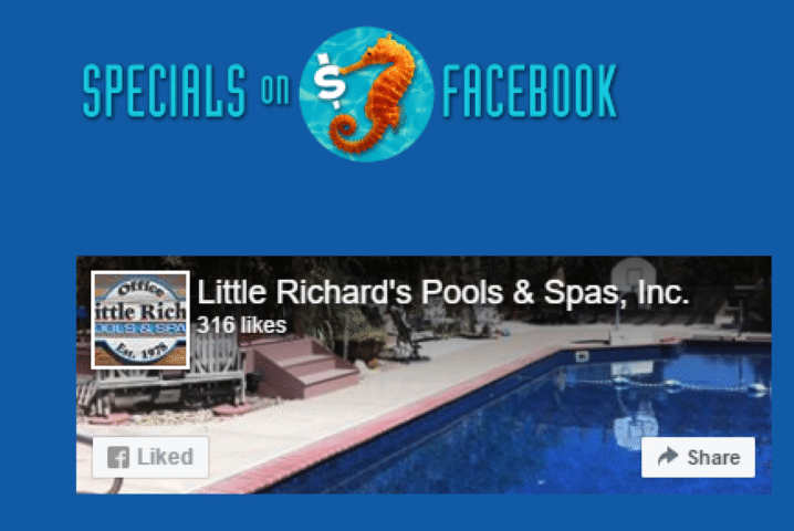 Pool Post Image 26 - Little Richards Pools Can OWN Google (here in Wichita)