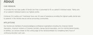 boilerplate 300x112 - How Lashley Family Dentistry Can Get the Love They Deserve (from Google)