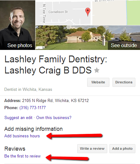 lashley google - How Lashley Family Dentistry Can Get the Love They Deserve (from Google)