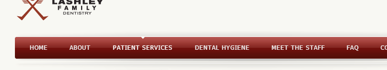 lashley menu - How Lashley Family Dentistry Can Get the Love They Deserve (from Google)