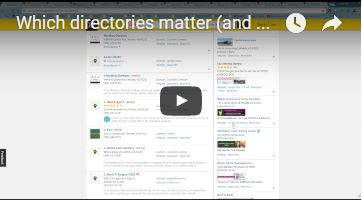 which direction - Local SEO Videos