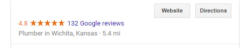 google reviews 5 star