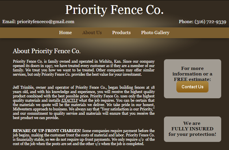 Priority9 - How Priority Fence Co. Could Increase Sales By 40%
