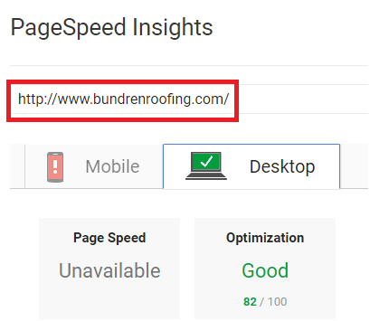 25 - Step-by-step guide to increase the website traffic, online visibility and Google rankings for Bundren Roofing