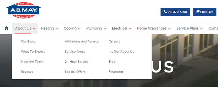 28 - Who has the BEST (and worst) HVAC website in KC?