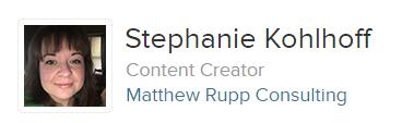 stephanie kohlhoff - Our Team