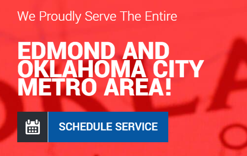 CTA Above Sched - Are you tired of seeing another OKC HVAC company at the top of Google?