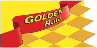 Golden Rule logo - Are you tired of seeing Schaal, Bell Brothers, and Lozier at the top of Google?