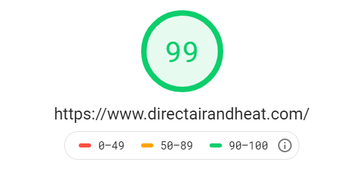 Speed Direct PC99 - Are you tired of seeing another OKC HVAC company at the top of Google?