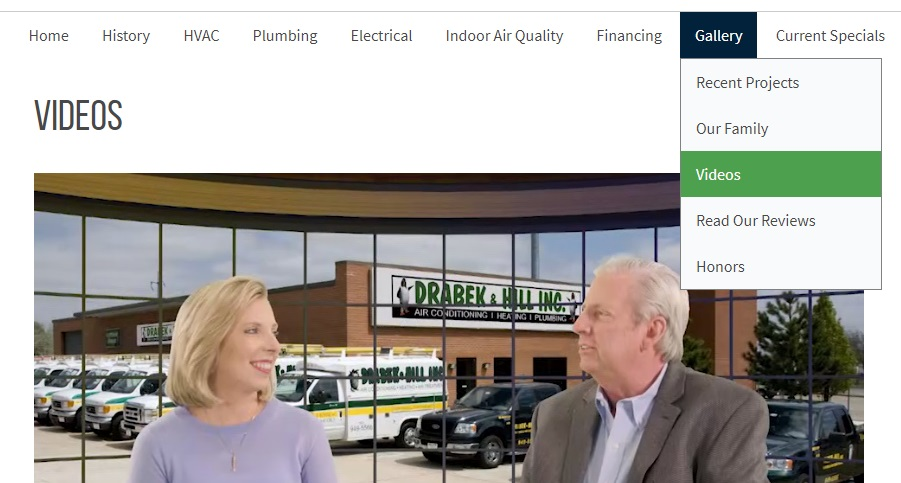 VID Drabek Gallery - Are you tired of seeing another OKC HVAC company at the top of Google?