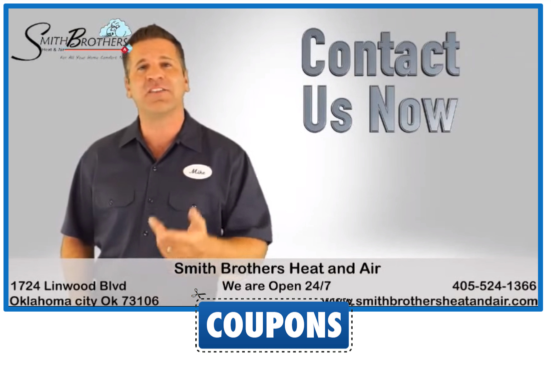Vid SmithBro good - Are you tired of seeing another OKC HVAC company at the top of Google?