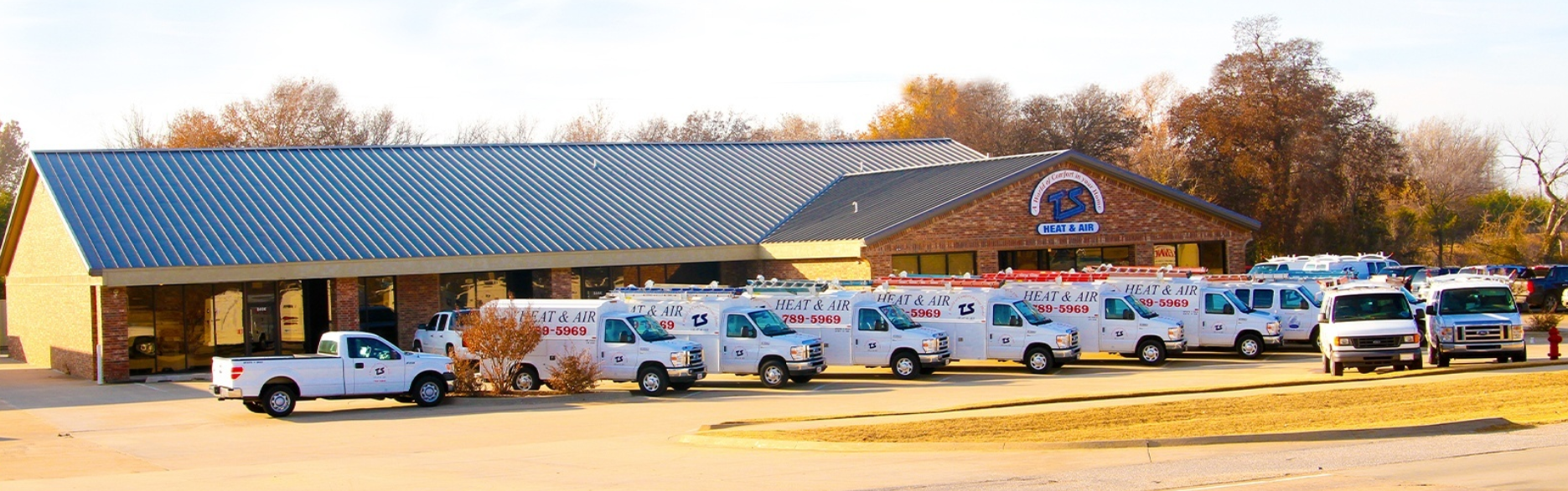 Web TSvans - Are you tired of seeing another OKC HVAC company at the top of Google?