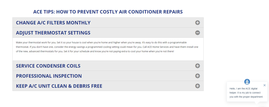 CONTENT FAQthing Ace 1024x407 - Best HVAC companies in Phoenix, AZ