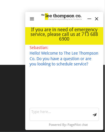 CTA LeeThompson 1 - Are you tired of seeing another Houston HVAC company at the top of Google?