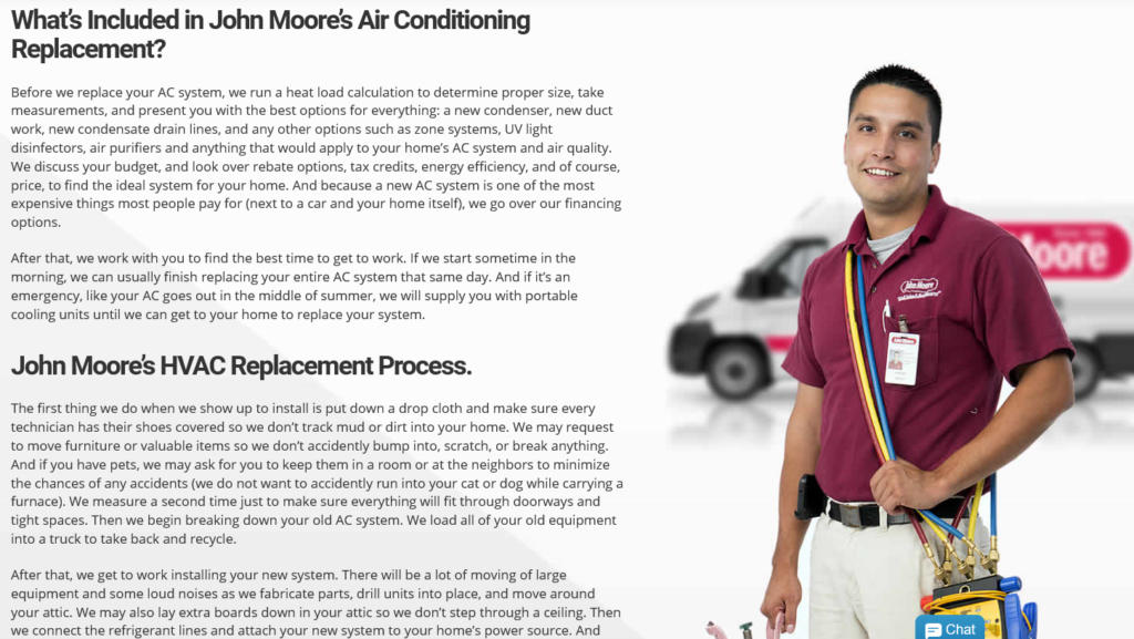 Content JM ACreplacement 1024x577 - Are you tired of seeing another Houston HVAC company at the top of Google?