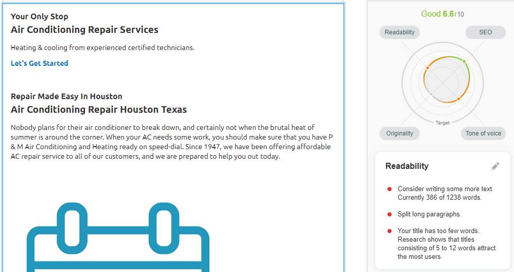 Opt PM ACRepair - Are you tired of seeing another Houston HVAC company at the top of Google?