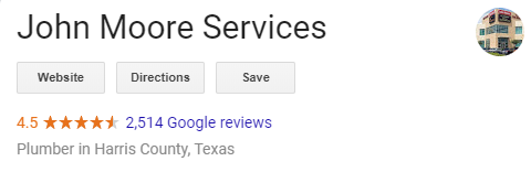 REviews JM - Are you tired of seeing another Houston HVAC company at the top of Google?