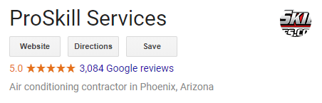 REviews ProSkill - Best HVAC companies in Phoenix, AZ