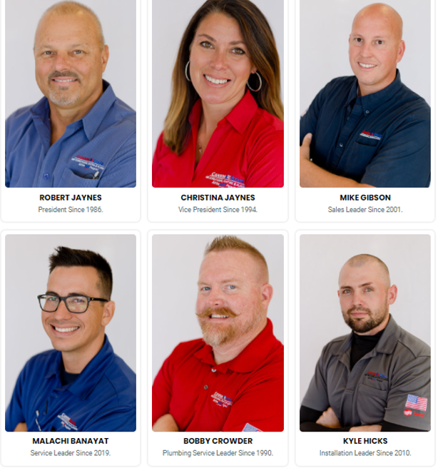 TELL Canyon Bios - Are you tired of seeing another Phoenix HVAC company at the top of Google?