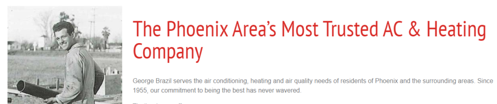 Tell George founde 1024x215 - Are you tired of seeing another Phoenix HVAC company at the top of Google?