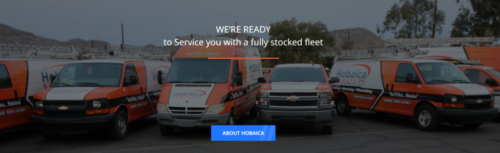 WEB Hobiaca fleet 1024x314 - Are you tired of seeing another Phoenix HVAC company at the top of Google?