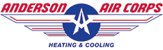 Anderson Air Corps logo - Are you tired of seeing another Albuquerque HVAC company at the top of Google?