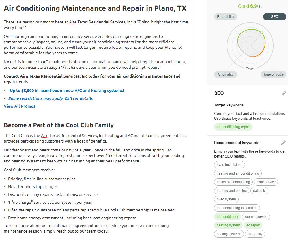 Opt Aire ACRepair - Best HVAC Companies in Dallas, TX