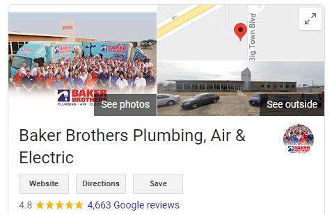 REV Baker - Best HVAC Companies in Dallas, TX