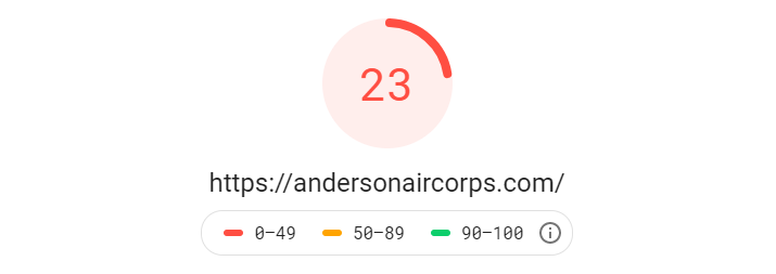 Speed Anderson Desk - Are you tired of seeing another Albuquerque HVAC company at the top of Google?