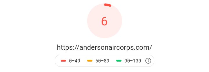 Speed Anderson Mobile - Are you tired of seeing another Albuquerque HVAC company at the top of Google?