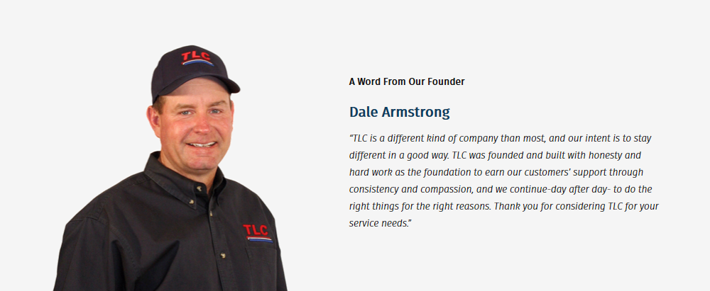Tell TLC founder - Are you tired of seeing another Albuquerque HVAC company at the top of Google?