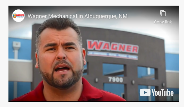 Vid Wagner home - Are you tired of seeing another Albuquerque HVAC company at the top of Google?