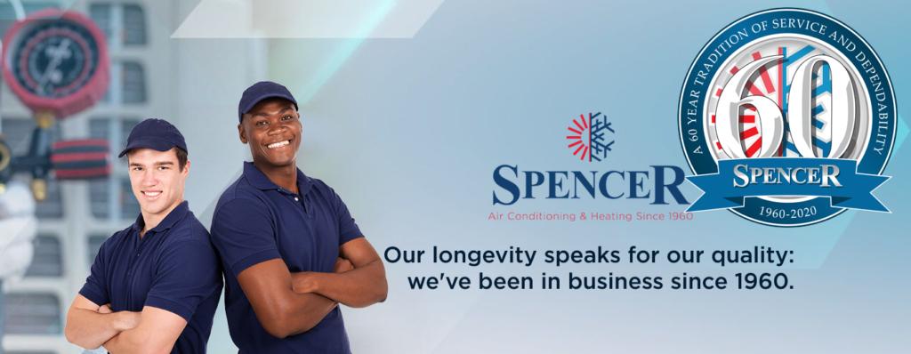 WEB Spencer teamSeal 1024x398 - Best HVAC Companies in Dallas, TX