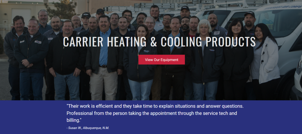 Web Anderson groupheader 1024x455 - Are you tired of seeing another Albuquerque HVAC company at the top of Google?
