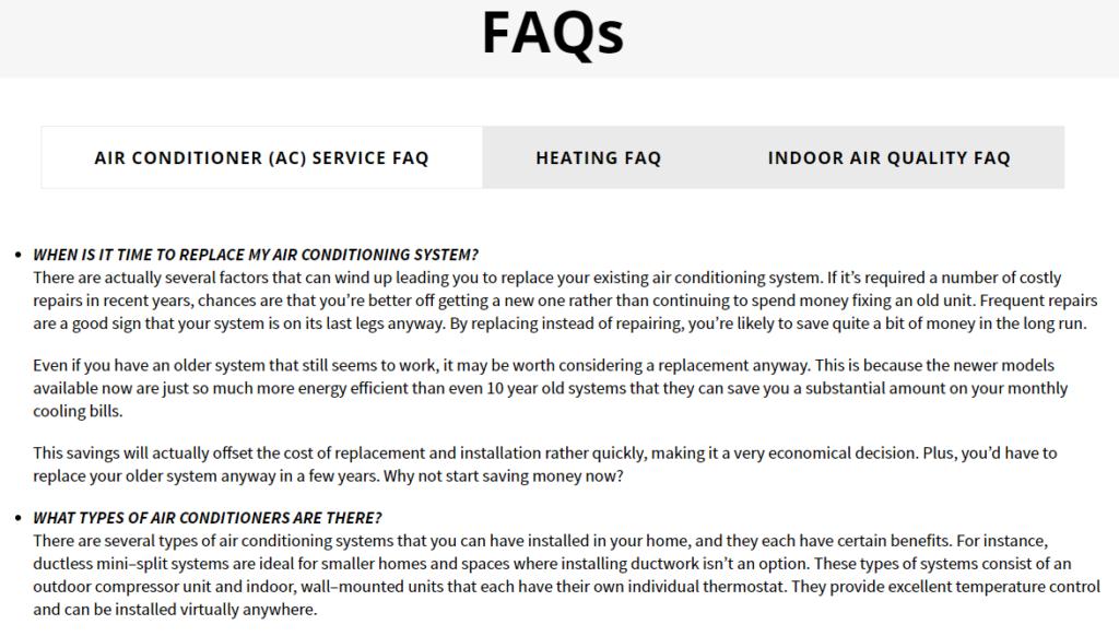 CONTENT ABest FAQ 1024x582 - Best HVAC Companies in Tulsa, OK
