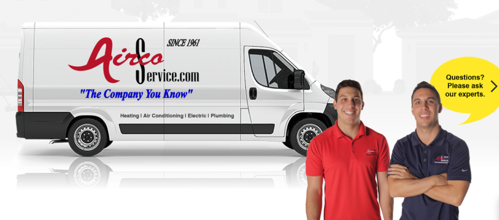 WEB AIrCo trucks 1024x453 - Best HVAC Companies in Tulsa, OK